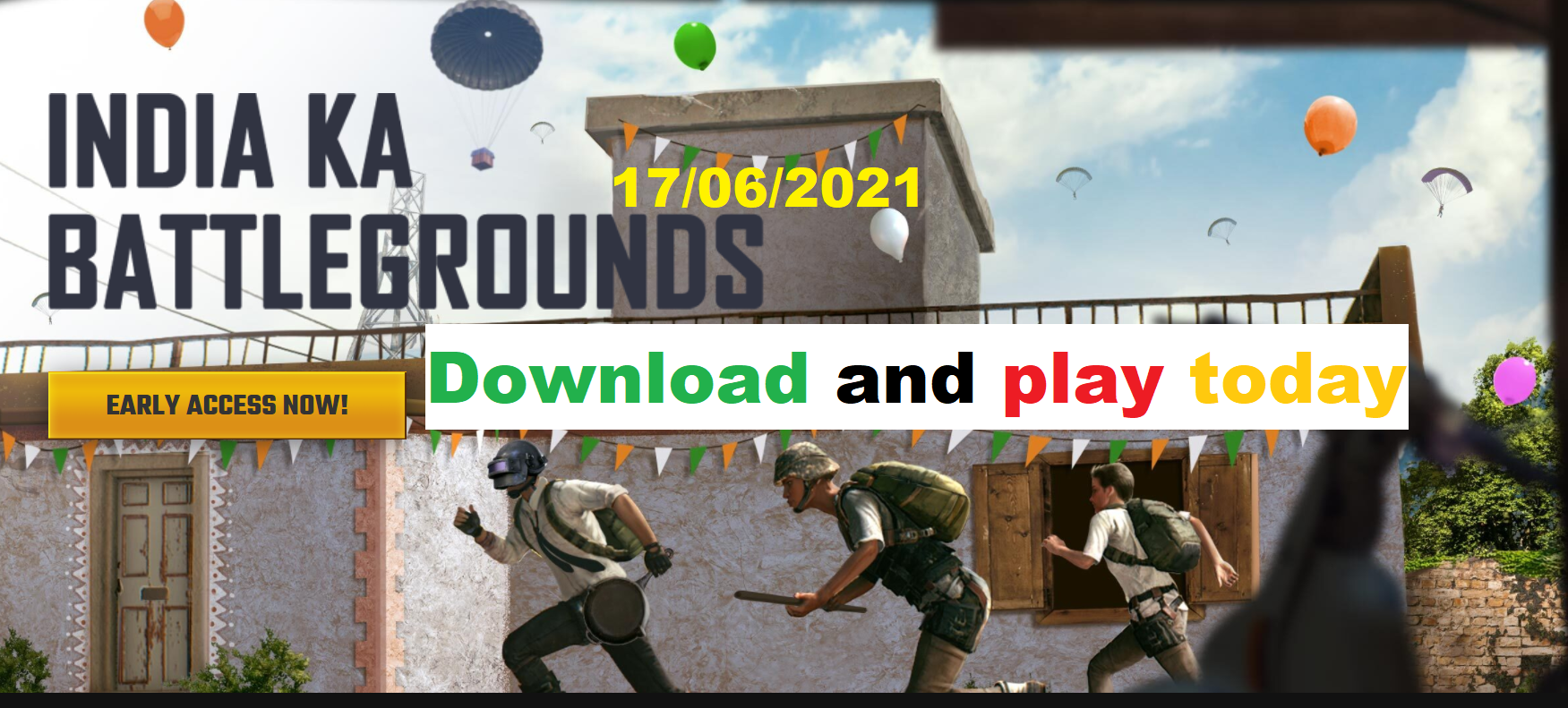 EARLY ACCESS APK+OBB DOWNLOAD LINK